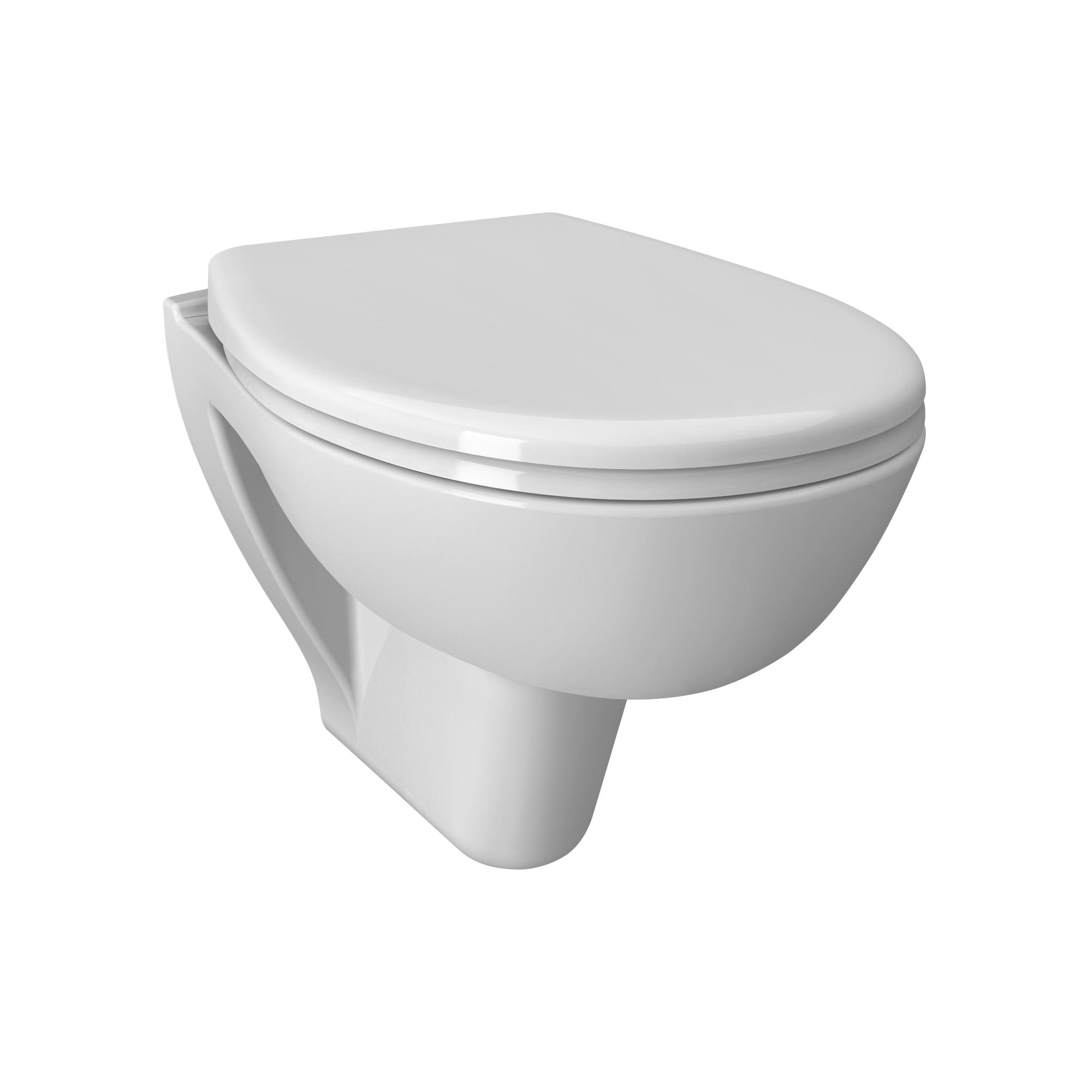 S20 Wand-WC VitrA Flush 2.0 Compact mit Bidetfunktion