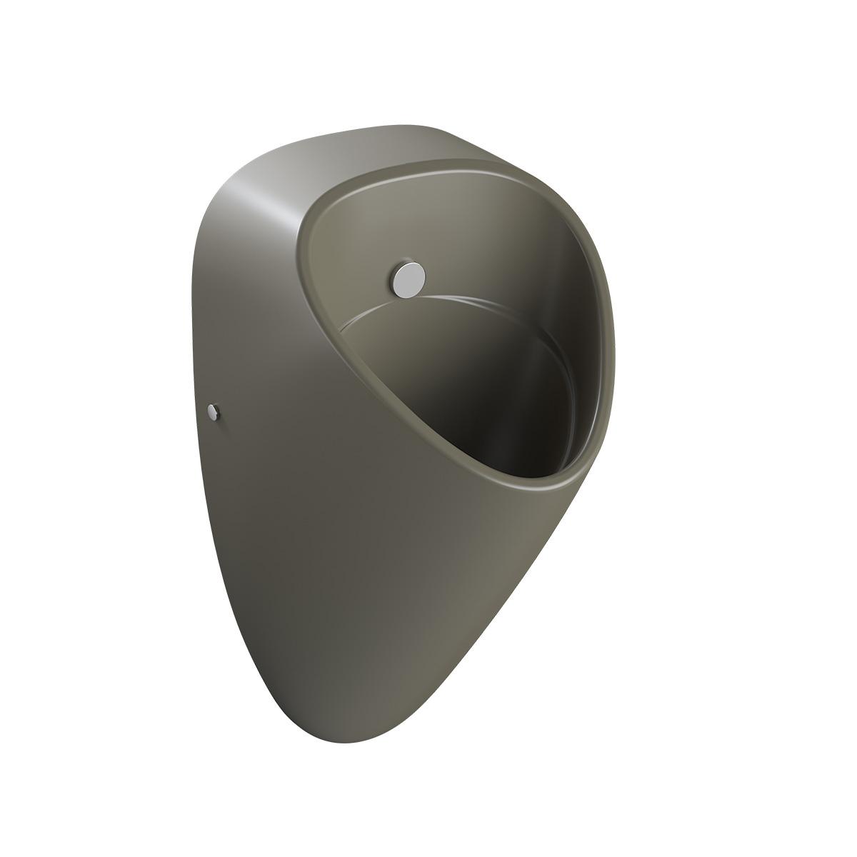 Plural Urinal wandhängend Netzanschluss (230 V), Nerz Matt