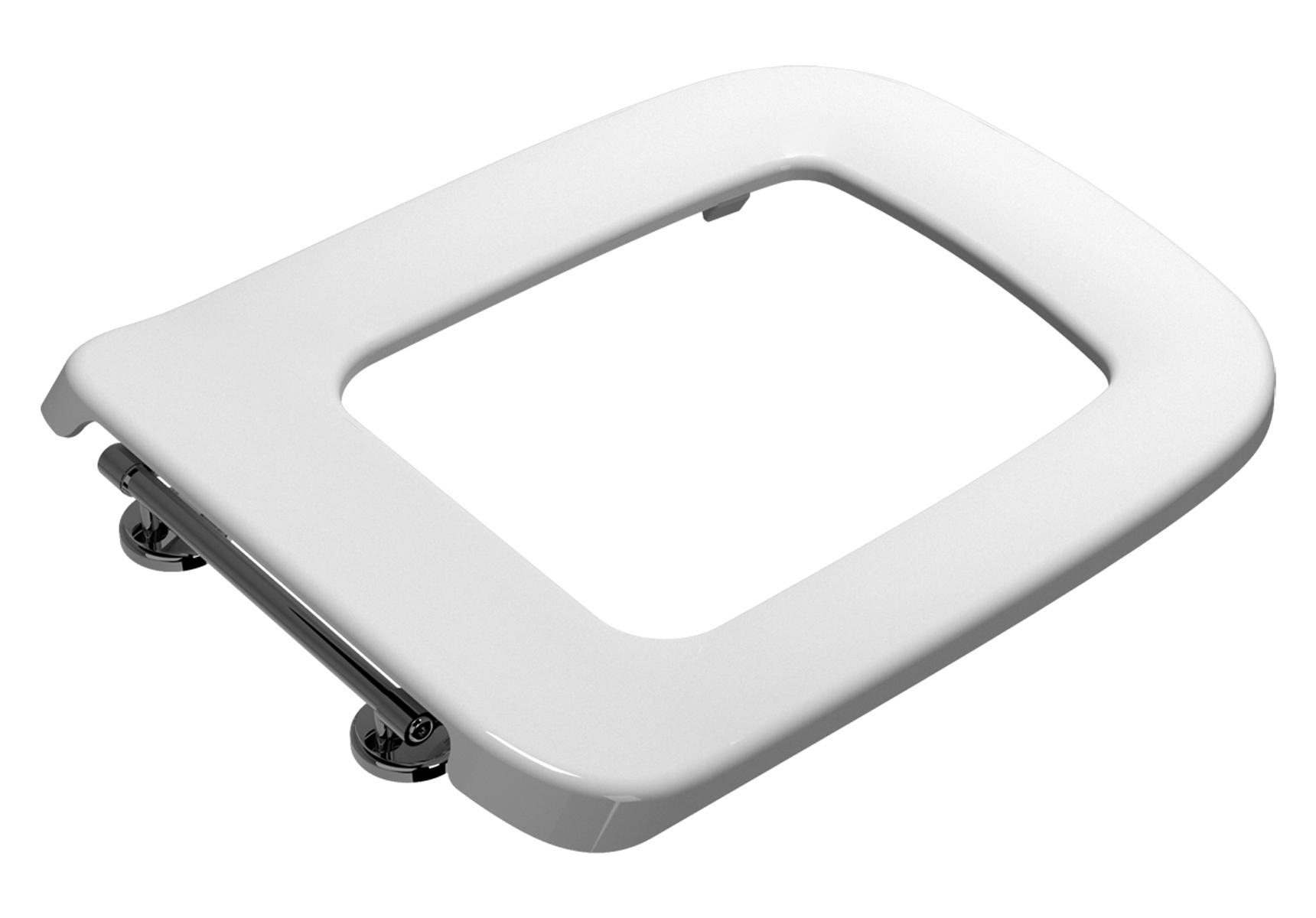 S20 WC-Sitzring, Weiß