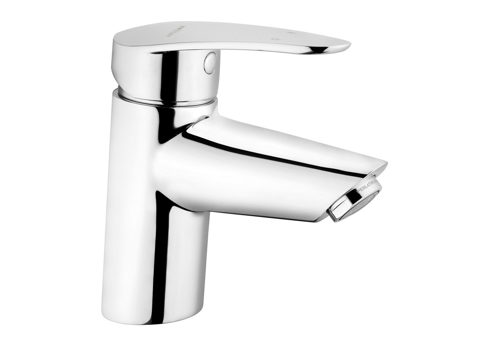 Dynamic S mitigeur lavabo MC avec cartouche CH3 BlueEco, sans garniture de vidage