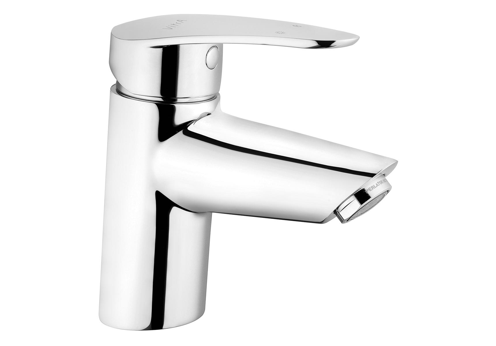 Dynamic S mitigeur lavabo MC avec cartouche C3 BlueEco & BlueStep, sans garniture de vidage