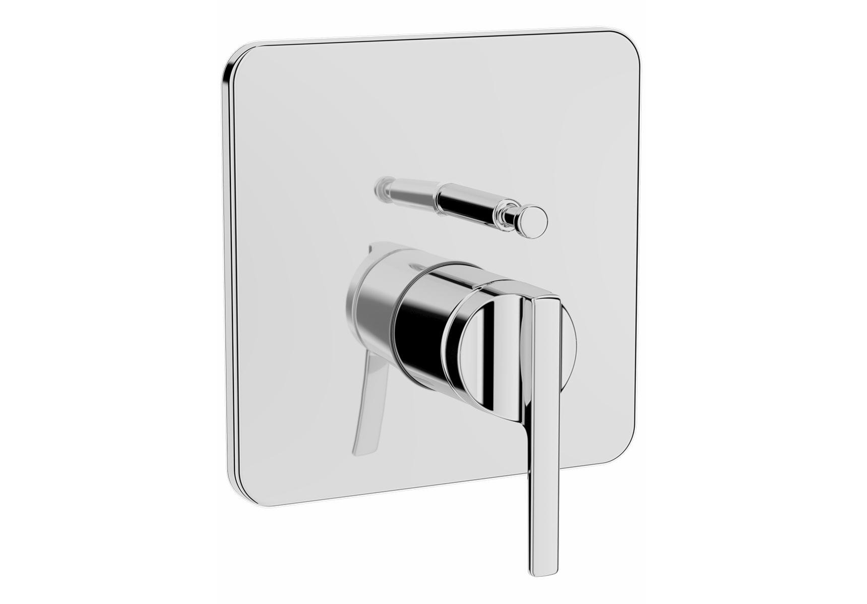 Suit L / U mitigeur bain / douche à encastrer (pour V-Box)
