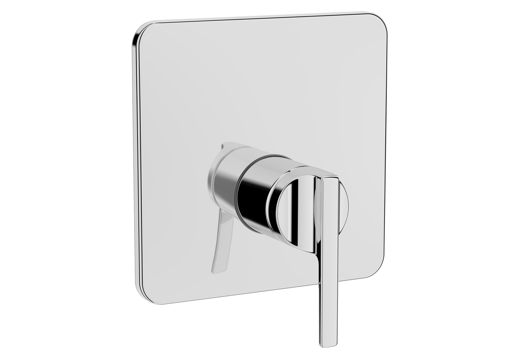 Suit L / U mitigeur douche à encastrer (pour V-Box)