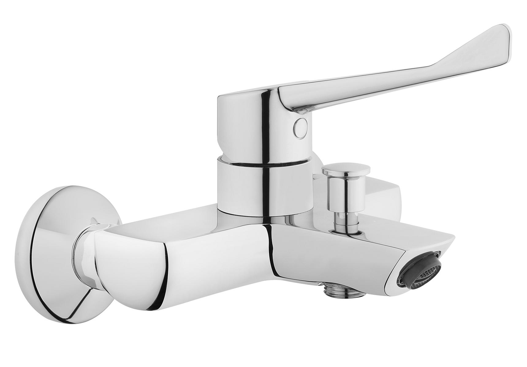 AquaMed Solid S robinetterie MC de remplissage baignoire / douche, montage mural