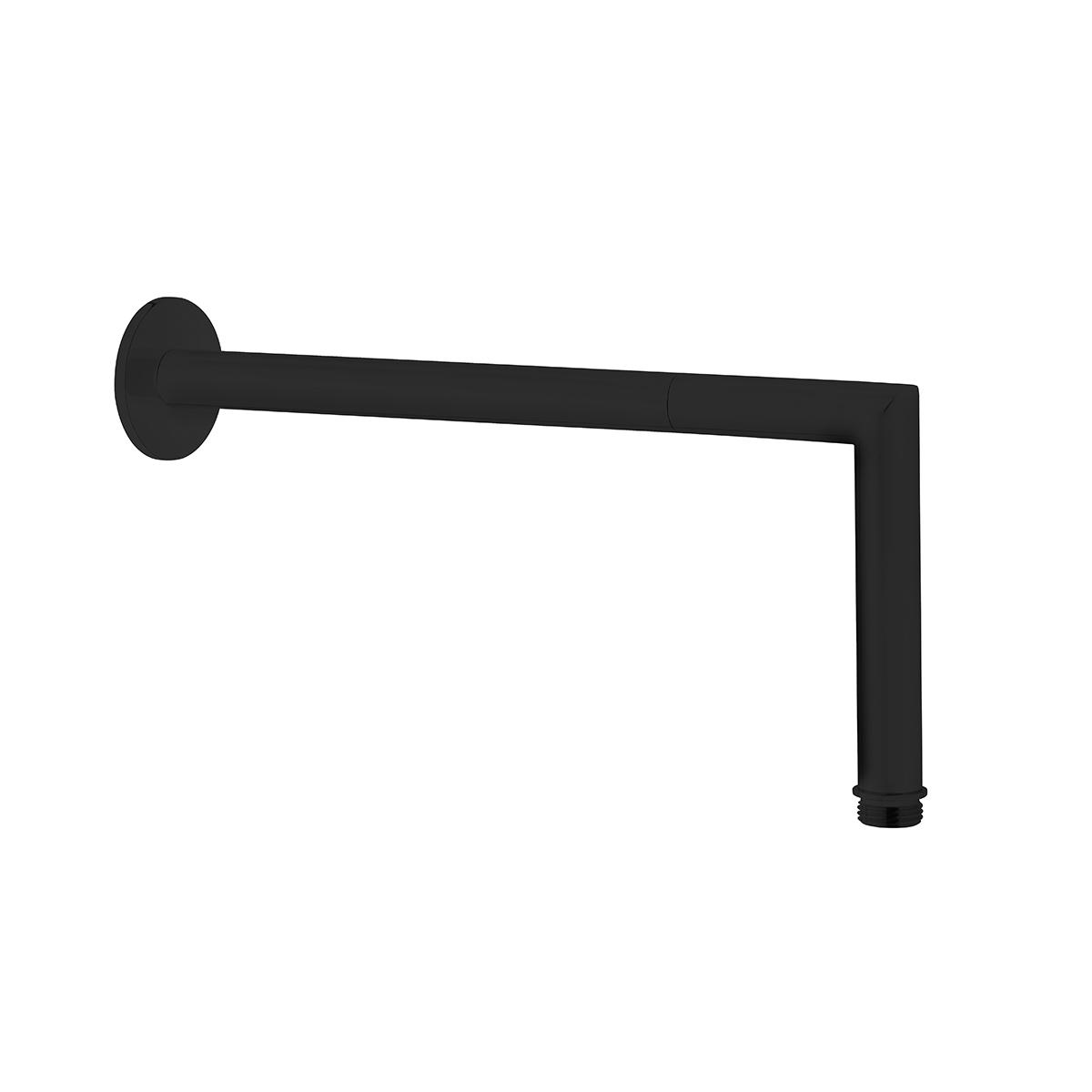 Origin Wandarm, 33,5 cm, 90°, Schwarz Matt