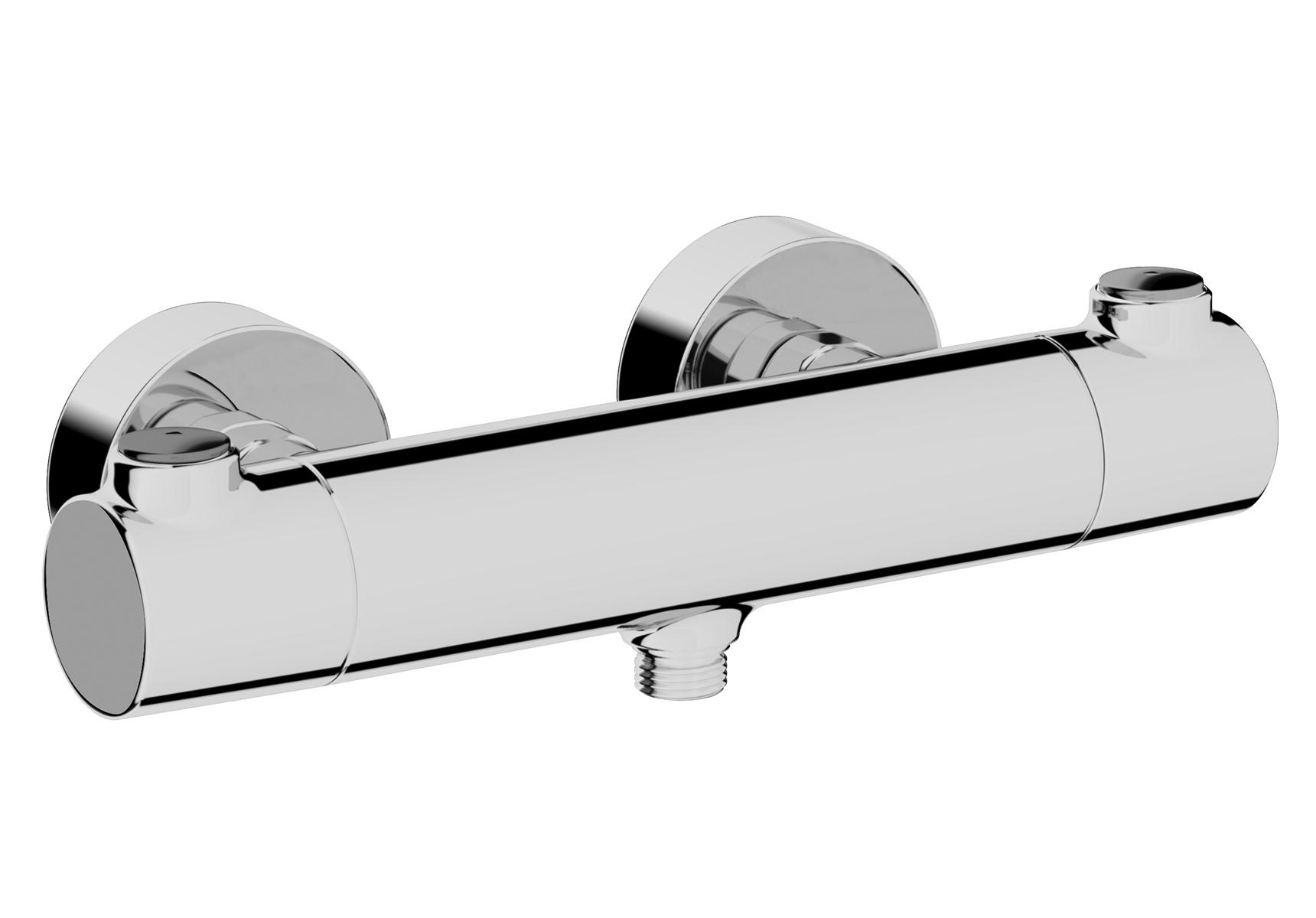 """AquaHeat RS3 mitigeur thermostatique douche, chromé, écoulement douche 1/2"""""""