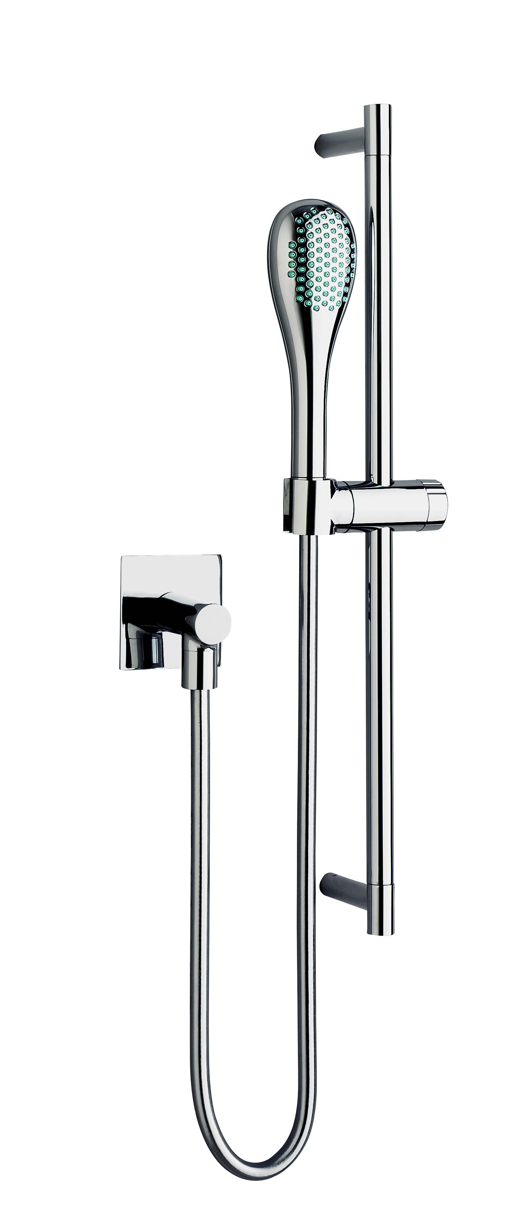 Istanbul set de douche, douchette avec fonction anticalcaire EasyClean
